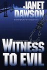 book cover of Witness to Evil