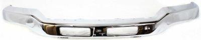 04 gmc sierra front bumper - 6