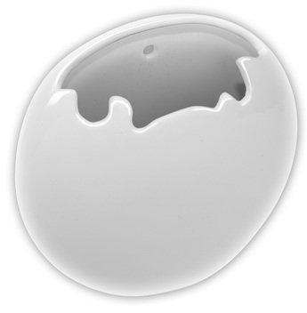 2Verdampfer für Umwelt, Luftbefeuchter für Heizkörper aus Keramik weiß Ideapiu