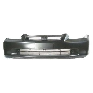 Honda Accord Sedan Bumper Cover - 98-00 Honda Accord 4Door Sedan New Front Bumper Cover Lx/Ex