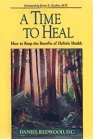 A Time to Heal, Daniel Redwood, 0876043104