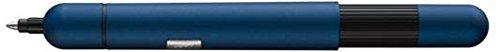 Imperial Blue Pico Matte Lacquer Pocket Ballpoint Pen by (Pico Pen Box)