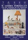 W. Goebel Porzellan, Tl.2, Tiere, Disney, Spardosen, Puppen