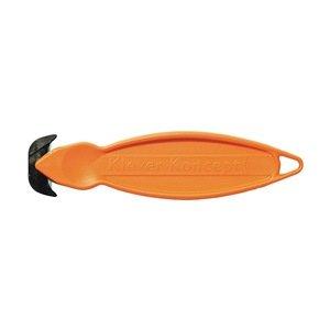 Amazon.com: Cúter de seguridad, Disp, 5 – 3/4 en., Naranja ...