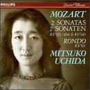 Mozart: 2 Sonatas KV533 / 494 & KV545 / Rondo KV511