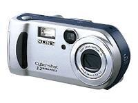 Sony Cybershot DSCP71 3.2MP Digital Camera with 3x Optical Zoom