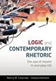 img - for Logic and Contemporary Rhetoric: The Use of Reason in Everyday Life 11th edition by Cavender, Nancy M., Kahane, Howard (2009) Paperback book / textbook / text book