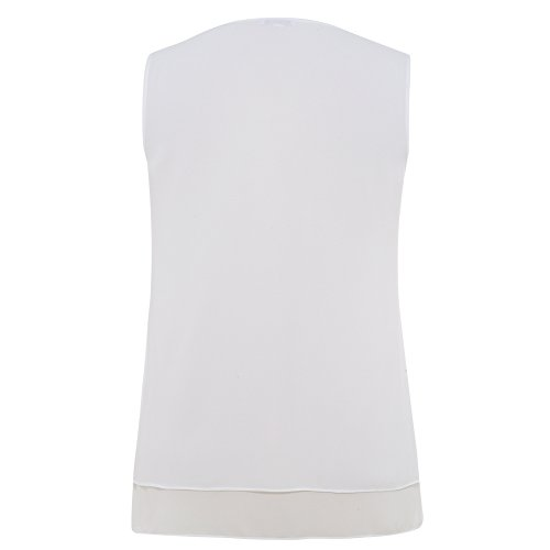 MS.SHE - Camisas - para mujer blanco
