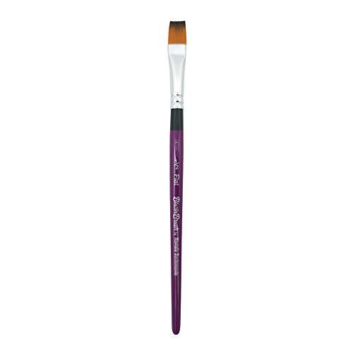 Blazin Brush by Marcela Bustamante - Flat 1/2