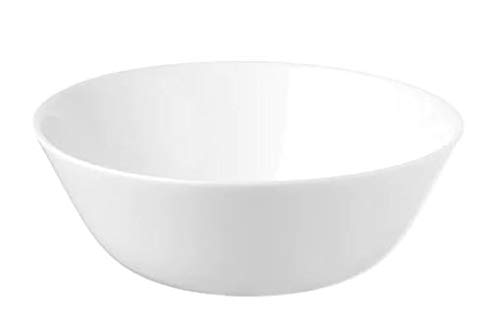 Bowl white by Ikea Oftast 1 pc,Great for Soup or Dinner Food on Dining And kitchen Cooking
