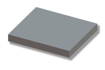 Replacement SBI Baffle Board for Osburn 21295
