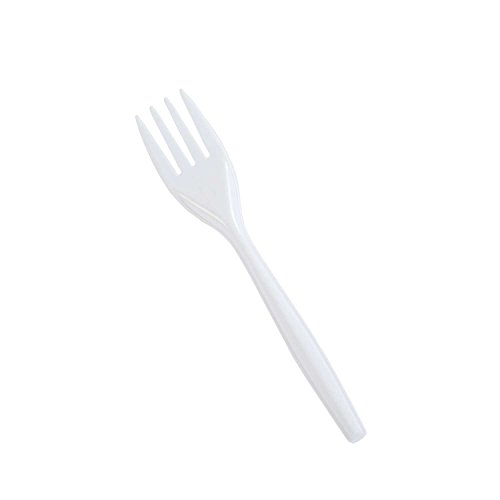 Minima 300pc package Compostable Forks – Precision Molded, Strong and Sturdy - Made from 100% BPI-CERTIFIED Compostable Resins by Minima