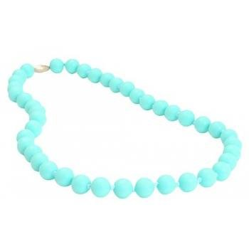 Chewbeads Necklace – Jane Necklace – Turquoise, Baby & Kids Zone