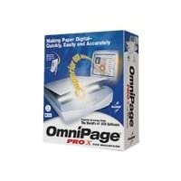 Omnipage Pro X 10.0 CD Mac