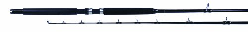 Fisher Scientific Billfisher 7-Foot Live Bait Conventional Rod with Gimbal, 15-30-Pound