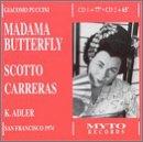 Music : Madama Butterfly