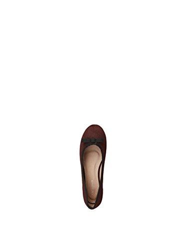 TMORO Scarpa Ana Scarpa Marrone Lublin LINA ballerine scarpe qTwawxfR