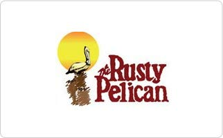 The Rusty Pelican Tampa Gift Card ($50) (Tampa Card Gift)
