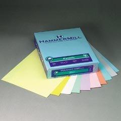 Hammermill Paper, Pastels - Blue, 20 lb, 8.5x11, Letter, 500 Sheets / 1 Ream, (18318-0)