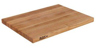"John Boos R02-3 24"" x 18"" x 1.5"" Maple Cutting Board"