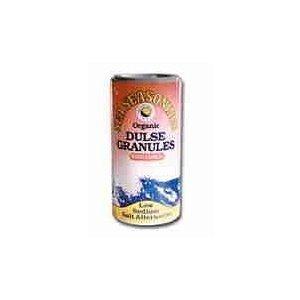 Maine Coast Organic Dulse, with Garlic, Granules, 1.5 Ounce