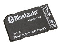 Toshiba Bluetooth SD Funk-LAN Adapter SD Card Bluetooth