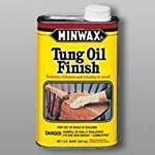 Minwax 47500 Tung Oil Finish, Pint by Minwax