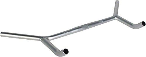Velo Orange Crazy Bar 25.4mm Clamp Diameter 22.2mm Main Bar Ends 23.8mm Horns by Velo Orange