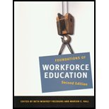 Foundations of Workforce Education, Beth Winfrey Freeburg and Marion Hall, 0555015084