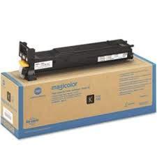 (Konica Minolta Brand Name MAGICOLOR 4600 Series HC Black Toner A0DK132)