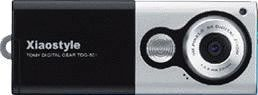 TDG-501-B デジタルカメラ(ブラック)   B000BO9LDM