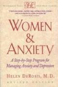 Women & Anxiety: A Step-by-Step Program for Managing Anxiety and Depression