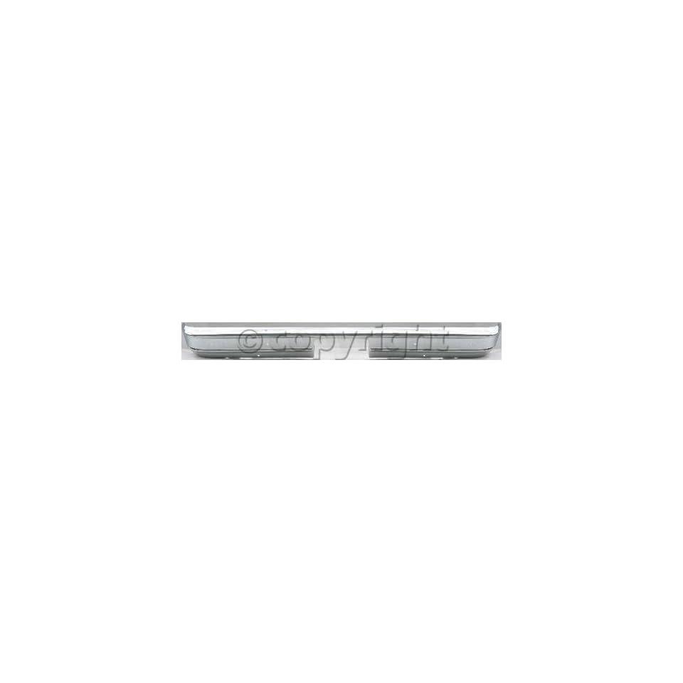 BUMPER CHROME chevy chevrolet VAN FULL SIZE fullsize 78 96 gmc rear