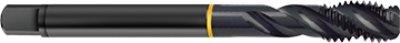 Guhring Powertap, 1/4-20 Spiral flute tap, HSS-E (cobalt), (Spiral Flute Machine Tap)