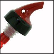 WIDGETCO 1.5 oz. Measured Pour Spouts w/ Grip Collar by WIDGETCO