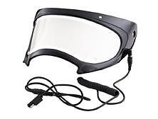 Arctic Cat Gear (New Arctic Cat TXi Snowmobile Helmet Clear Electric Heated Shield Kit 4212-848)