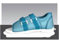 MSM2N Darco Surgical Shoe Mens Blue Medium Part# MSM2N by Darco International Inc Qty of 1 Unit ()