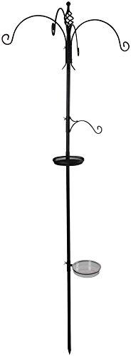 Esschert Design FB150 Birdfeeder Station by Esschert Design USA