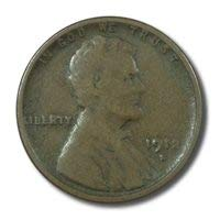 1912 - U.S. Lincoln Wheat Cent VG to FINE+ American Mint ()