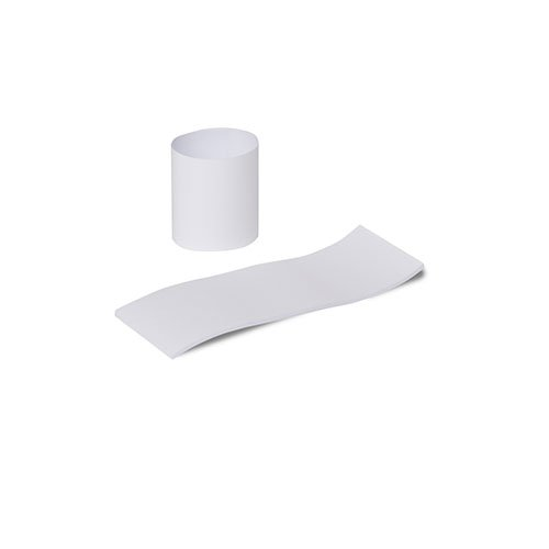 Royal White Napkin Bands with Self-Sealing Glue and Bond Paper Construction, Package of 2,500 ()