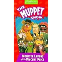 The Muppet Show - Monster Laughs with Vincent Price