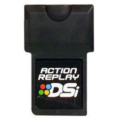 Cheat Replay Codes Action (GodMode Datel Action Replay DSi (Cartridge Only) with Pokemon Game Cheat Codes for Nintendo DS / DS Lite / DSi)
