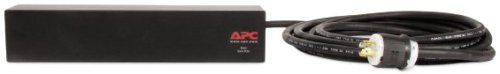 APC Horizontal Rack PDU Extender Basic 2U 30A (4) L6-20R and 208V Out AP7581