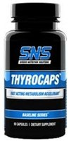 Graves Nutrition Solution Thyro Capsules, 90 Count