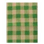 Burcheck Green Gingham Burlap Ribbons -6