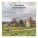 Bruch: 2 String Quartets ()