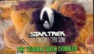 Decipher Star Trek Trouble with Tribbles Booster - Star Trek Booster Pack