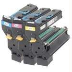 Konica Minolta C/M/Y Toner Cartridge Value Kit, 3 x 6000 Yield (1710598-001)