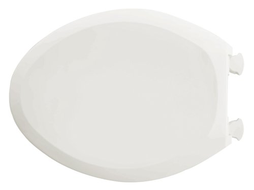 American Standard 5325.010.020 Champion Slow Close Elongated Toilet Seat, White (Plumbing Porcher Fixtures)