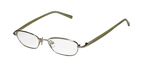VERA WANG Eyeglasses V136 Gold Cream